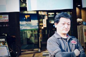 トップマネジャーインタビュー1 錦糸町ニューウイング「吉田支配人」