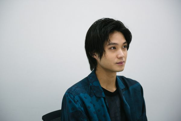 サ道ドラマ化記念!出演者インタビューvol.1 イケメン蒸し男役、磯村勇斗氏