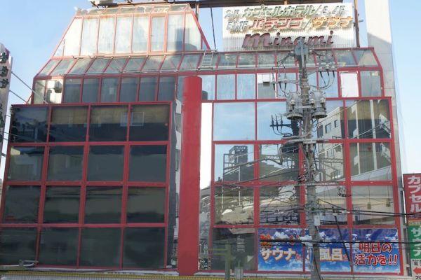 サウナ&カプセルミナミ学芸大店