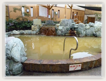 塩屋天然温泉ほの湯楽々園1