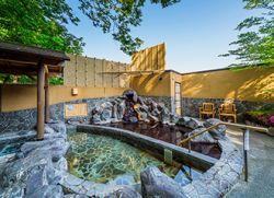 昭島温泉 湯楽の里1