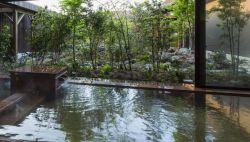 天然温泉 ゆの蔵1