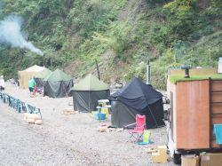 玉川キャンプ村1