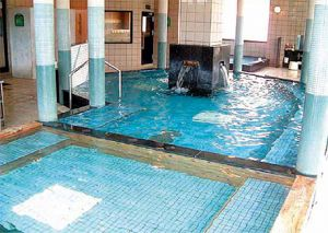 熊本城温泉 城の湯1