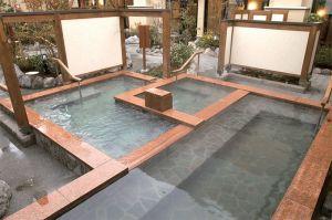 河辺温泉 梅の湯1