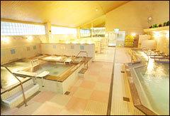 湯楽里 天然温泉1
