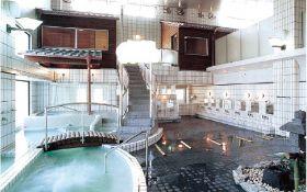 天然温泉・太陽ヘルスセンター1