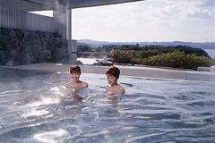 ホテル志摩スペイン村 ひまわりの湯1