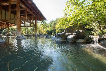 長島温泉 湯あみの島1