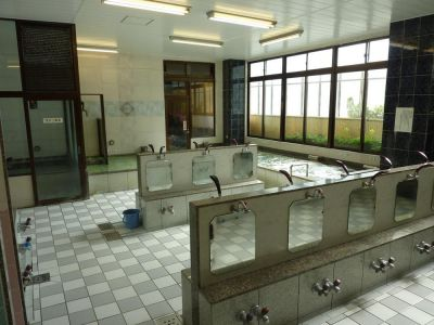 貫井浴場1