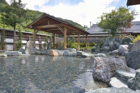 信州平谷温泉 ひまわりの湯1