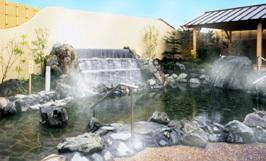 天然温泉湯楽部1