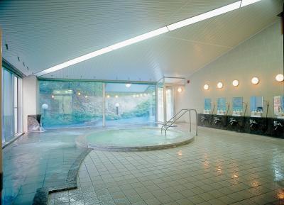 花の湯館 新潟市小須戸温泉健康センター1