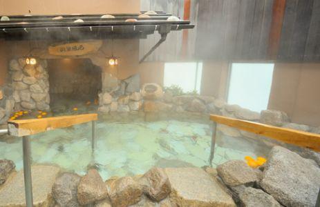 天然温泉多宝の湯ドーミーイン新潟1
