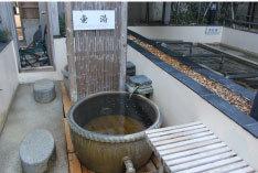 壷風呂OK