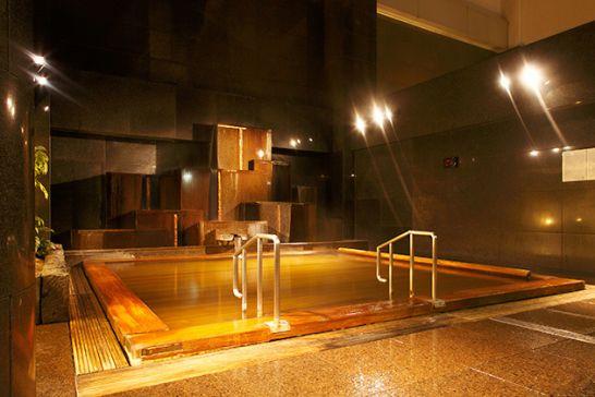 すすきの天然温泉 湯香郷4