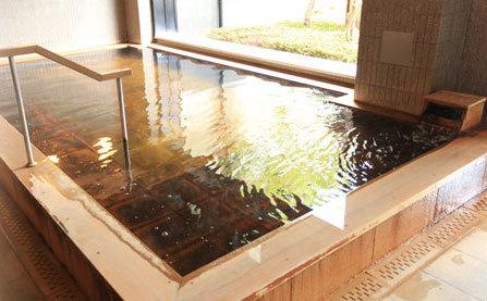 高崎 京ヶ島天然温泉 湯都里1
