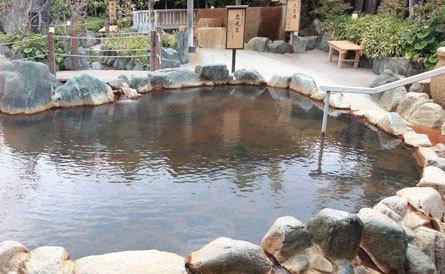 高崎 京ヶ島天然温泉 湯都里2