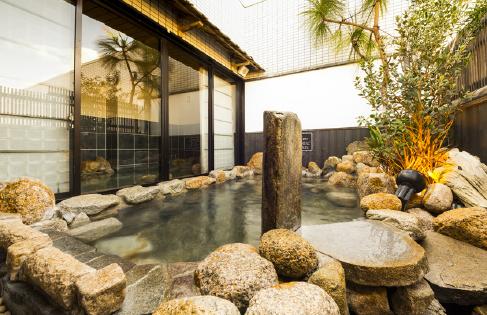 天然温泉阿智の湯ドーミーイン倉敷3