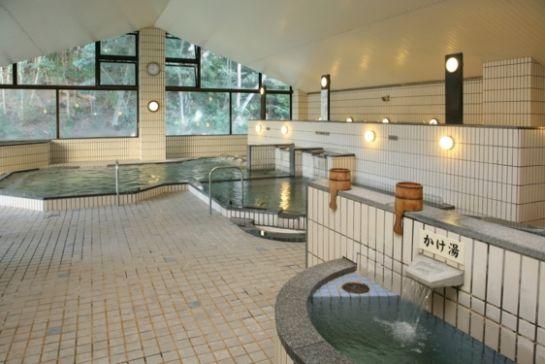 天然温泉ジャブ1