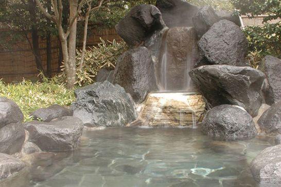 立ち寄り温泉 伊豆高原の湯1