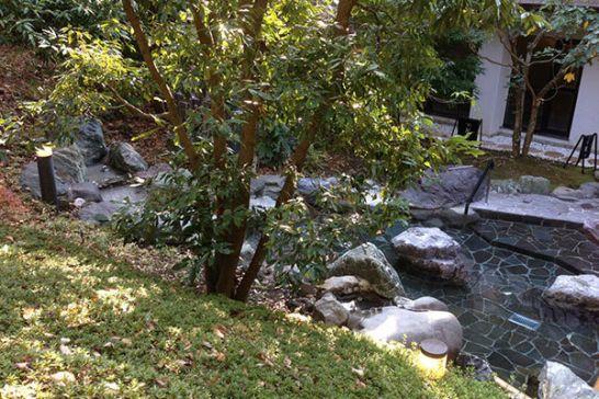 立ち寄り温泉 伊豆高原の湯2