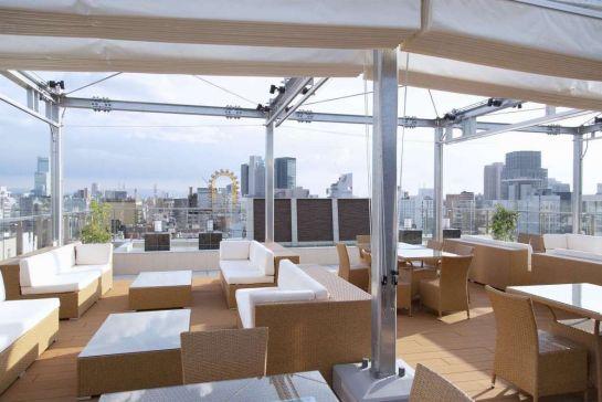 HOTEL FELICE Shinsaibashi4