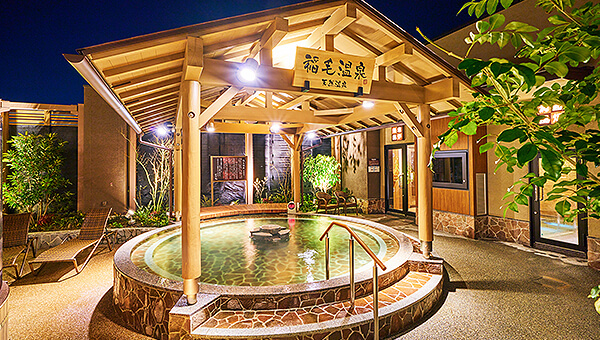 Spa Resort 蘭々の湯1
