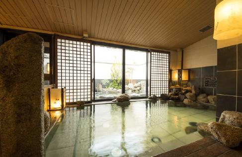天然温泉阿智の湯ドーミーイン倉敷2